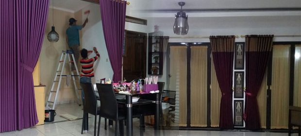 Wallpaper Rumah