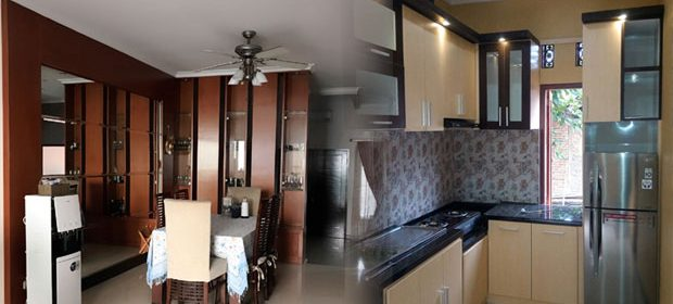 Menerima Pesanan Kitchen set